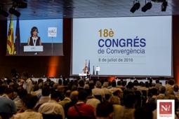 Congrés fundacional de la «nova CDC»