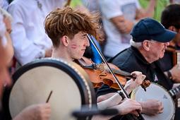 Les millors fotos de la setmana de Nació Digital El Festival Internacional de Música de Cantonigròs tanca amb 19.000 espectadors. Foto: Víctor Castelo