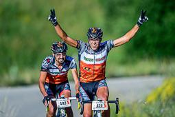 Les millors fotos de la setmana de Nació Digital La duresa del seu recorregut i desnivell fa de la Ruta Minera una de les proves més exigents del calendari ciclista de l'Estat. Foto: Josep M. Montaner