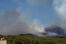 Les millors fotos de la setmana de Nació Digital <a href='http://www.naciodigital.cat/galeria/2805/pagina1/incendi/forestal/blanes'>Un incendi entre Blanes i Lloret de Mar ha deixat 22,4 hectàrees cremades.</a></br> Foto: Carles Palacio