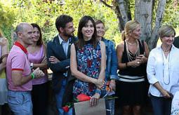 Les millors fotos de la setmana de Nació Digital <a href='http://www.naciodigital.cat/noticia/115389/parlon/es/presenta/primaries/psc/sense/descartar/pacte/amb/iceta'>Núria Parlon es presenta a les primàries del PSC sense descartar un pacte amb Iceta. L'alcaldessa de Santa Coloma aposta per «articular una estratègia de reconnexió amb la societat» per fer que els socialistes tornin a ser «decisius» a Catalunya..</a></br> Foto: Isaac Meler