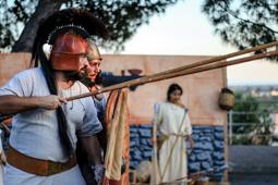 Les millors fotos de la setmana de Nació Digital Mercat Ibèric d'Alcanar.</br> Foto: Sofia Cabanes