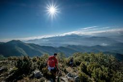 Les millors fotos de la setmana de Nació Digital 4a edició del Trail Terra de Comtes i Abats. Foto: Josep M. Montaner