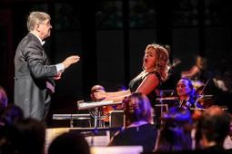 Les millors fotos de la setmana de Nació Digital L'Orquestra Simfònica del Vallès interpreta «La Quarta de Mahler» al Palau de la Música Catalana. Foto: Juanma Peláez