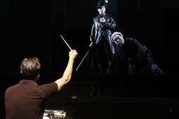 Les millors fotos de la setmana de Nació Digital L'Orquestra Simfònica del Vallès i el Cor Amics de l'Òpera de Sabadell es prepara per iniciar la gira que durà l'Òpera Don Giovanni arreu del territori català.  Foto: Juanma Peláez