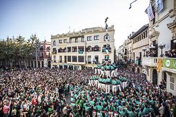 Les millors fotos de la setmana de Nació Digital Diada de Tots Sants de Vilafranca del Penedès.  Foto: Mireia comas