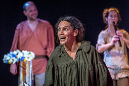 Les millors fotos de la setmana de Nació Digital Teatre Musical: «La Tempesta Shakespeare» a L'Atlàntida de Vic. Foto: Josep M. Montaner