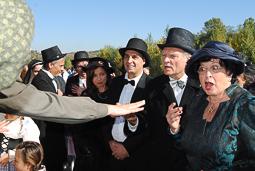 Les millors fotos de la setmana de Nació Digital Fira dels Embarrats de Sant Joan de Vilatorrada. Foto: Aina Font Torra