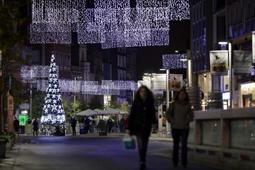 Les millors fotos de la setmana de Nació Digital Sabadell encén l'enllumenat de Nadal.  Foto: Juanma Peláez