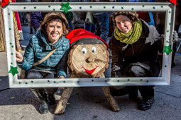 Les millors fotos de la setmana de Nació Digital Fira de Pont a Pont de Roda de Ter. Foto: Josep M. Costa