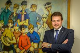 Les millors fotos de la setmana de Nació Digital Gerard Figueras, secretari general de l'Esport de la Generalitat afirma que «l'esport ha de continuar sent una de les millors cartes de presentació de Catalunya al món».</br>Foto: Josep M. Montaner