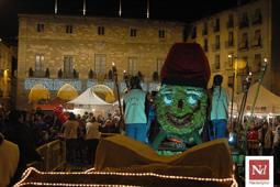 Les millors fotos de la setmana de Nació Digital Fira de Santa Llúcia de Manresa.</br>Foto: Àlex Gómez