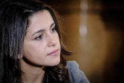 2016: 1 any 100 retrats Inés Arrimadas.