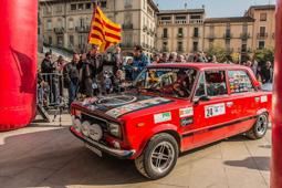 Les millors fotos de la setmana de Nació Digital 11a Volta a Osona Clàssic Ral·li.  Foto: Josep M. Costa