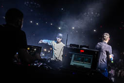 Les millors fotos de la setmana de Nació Digital Khaled i Yung Beef al concert de Dellafuente del pasat divendres a laSala Apolo de Barcelona.</br>Foto: José Manuel Gutiérrez