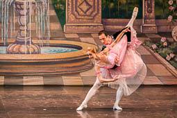 Les millors fotos de la setmana de Nació Digital El Ballet de Sant Petersburg presenta el mític «El Llac dels Cignes» a Sabadell.Foto: Juanma Peláez