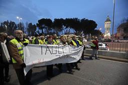 Les millors fotos de la setmana de Nació Digital Un miler de persones reclamen millorar les urgències «saturades» del Taulí de Sabadell.Foto: Juanma Peláez