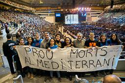 Concert per a les Persones Refugiades Foto: Violeta Palazón / Casa nostra, casa vostra