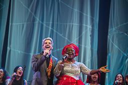 Concert per a les Persones Refugiades Foto: Anna Achon / Casa nostra, casa vostra