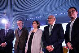 Les millors fotos de la setmana de Nació Digital La participació catalana al Mobile superarà per primer cop les 100 empreses.Foto: Eva Domínguez