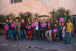 Les millors fotos de la setmana de Nació Digital Sopa de Cabra, Els Amics de les Arts i La Iaia completen la «fusió d'entusiasme i talent» del CanetRock.Foto: Jordi Jon Pardo