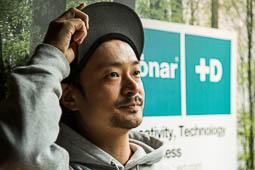 Les millors fotos de la setmana de Nació Digital L'obra del japonès Daito Manabe es podrà veure al SonarPLANTA 2017.Foto: Jordi Jon Pardo