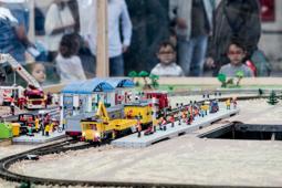 Les millors fotos de la setmana de Nació Digital La fira de Playmobil més gran del món a Sabadell. </br>Foto: Juanma Peláez