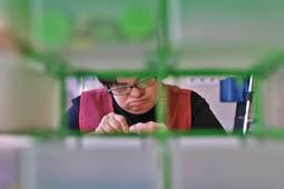 Les millors fotos de la setmana de Nació Digital «A Sant Tomàs és on encaixem més bé i on podem treballar millor».L'entitat celebra 50 anys de la seva creació.Foto: Albert Alemany