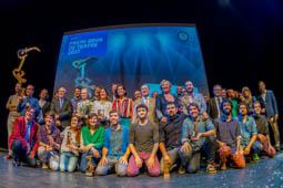 Les millors fotos de la setmana de Nació Digital «L'Empestat» guanya el Premi BBVA de Teatre 2017.Foto: Josep Maria Montaner