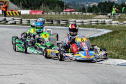 Les millors fotos de la setmana de Nació Digital Els líders del campionat català de kàrting marquen distàncies al Circuit d'Osona.Foto: Josep M. Oliver