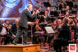 Les millors fotos de la setmana de Nació Digital L'Orquestra Simfònica del Vallès porta la música romàntica britànica al Palau de la Música Catalana.Foto: Juanma Peláez