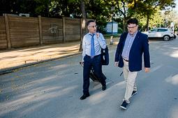 Joan Josep Nuet declara al TSJC