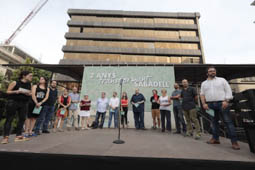 Les millors fotos de la setmana de Nació Digital El Govern de Sabadell celebra l'equador del mandat. Foto: Juanma Peláez