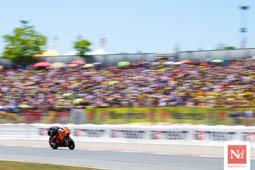 Les millors fotos de la setmana de Nació Digital Gran Premi de Catalunya de Moto GP.Foto: Marc Calvo