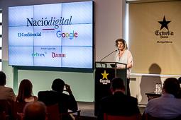NacióDigital presenta l'evolució del sistema de visualització de dades finançat per Google