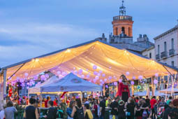 Les millors fotos de la setmana de Nació Digital Sabadell dona el tret de sortida a la Festa Major.Foto: Juanma Peláez