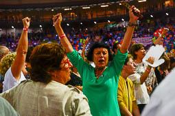 Referèndum 1-O: Inici de la campanya pel «sí» en el referèndum a Tarragona