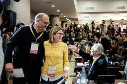 Eleccions al Parlament 2017: Nit electoral de Junts per Catalunya