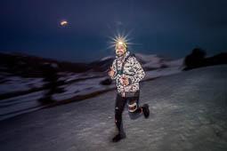 Les millors fotos de l'any de NacióDigital La Molina acull la Dark Polar Race.Foto: Josep M. Montaner
