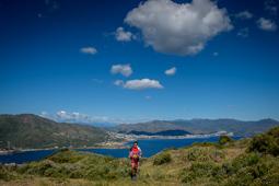Les millors fotos de l'any de NacióDigital Trail Cap de Creus.Foto: Josep M. Montaner