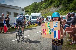 Les millors fotos de l'any de NacióDigital L'espectacle del Tour, la millor prova ciclista del món.Foto: Josep M. Montaner