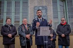 Dia Nacional de l'Exili i la Deportació a Prats de Molló