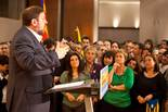 #25N: la nit electoral d'ERC