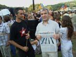I Aplec per la Independència a Arenys de Munt Josep Manel Ximenis