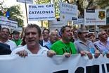 Diada Nacional: manifestació 3