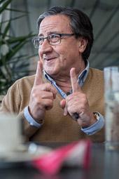 Eleccions andaluses 2015 José Antonio González Sáez, alcalde de Lúcar, Almeria.