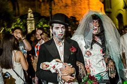 Zombie Walk al Festival Internacional de Cinema Fantàstic de Sitges 2014