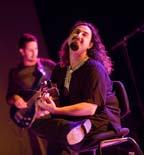 Mercat de Música Viva 2010: divendres 17 Alejandro Montserrat & Al.Baïda. Foto: Adrià Costa