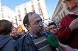 Manifestació espanyolista del 6D