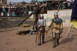 Mercat Medieval de Vic: matí de dissabte